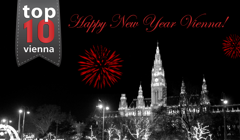Happy New Year Vienna