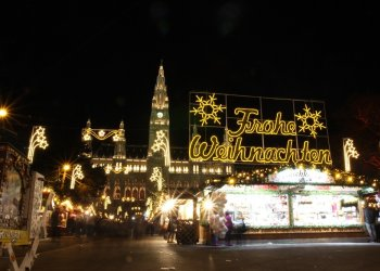 Christmas World Vienna