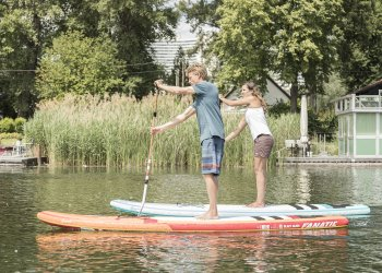 Stand Up Paddle Center Wien