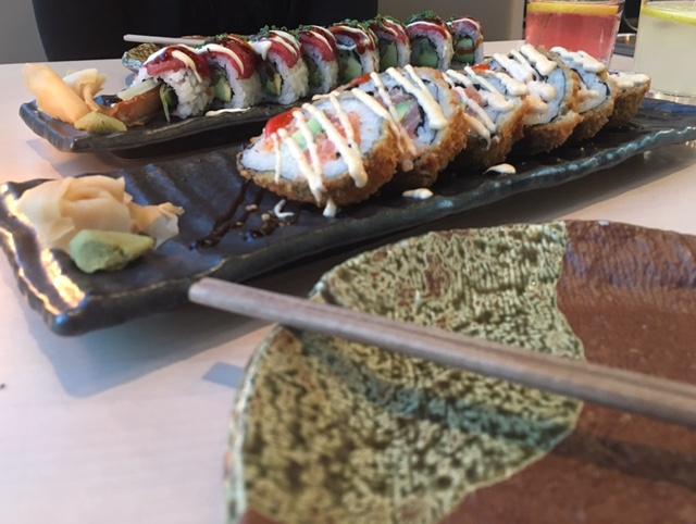 IKI Sushi Roll