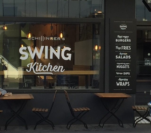 Swing Kitchen Vienna