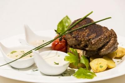 Kaiserbahnhof Gallo Rosso Steak