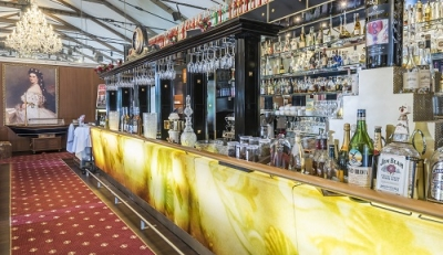 Kaiserbahnhof Gallo Rosso Bar